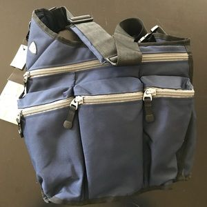 NWT - DiaperDude diaper bag